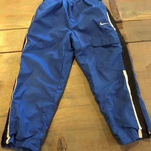 Boys Nike sz6 track pants